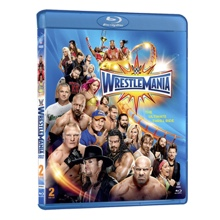 WrestleMania 33 Blu-Ray