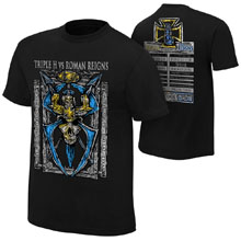 WrestleMania 32 Roman Reigns vs. Triple H T-Shirt