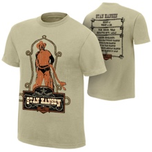"Stan Hansen ""Hall of Fame 2016"" T-Shirt"