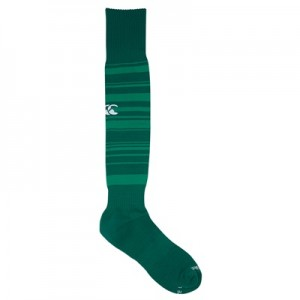 """Ireland Rugby Home Socks 2017-18"""