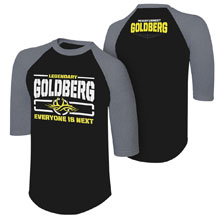 "Goldberg ""Everyone is Next"" Raglan T-Shirt"
