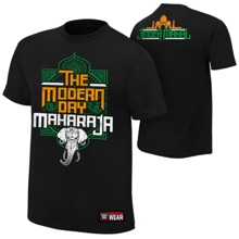 "Jinder Mahal ""Modern Day Maharaja"" Authentic T-Shirt"