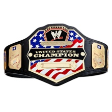 WWE United States Commemorative Title Belt