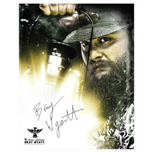 "Bray Wyatt 11"" x 14"" Signed Photo"