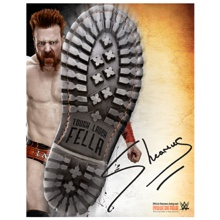 "Sheamus 11"" x 14"" Signed Photo"
