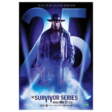 WWE Survivor Series 2015 Event Poster