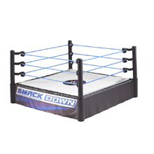 Smackdown Superstar Ring Playset