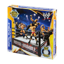 Royal Rumble Ring Playset