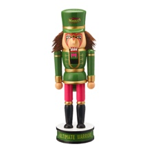 Ultimate Warrior Holiday Nutcracker