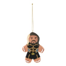 Seth Rollins Gingerbread Ornament