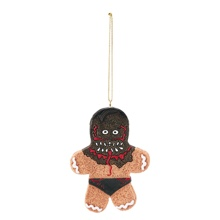 Finn Bálor Gingerbread Ornament