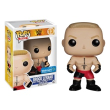 Brock Lesnar POP! Vinyl Fiigure