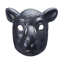Wyatt Family Black Sheep Mask