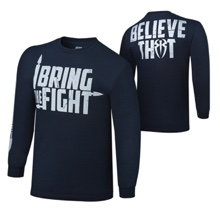 "Roman Reigns ""I Bring The Fight"" Youth Long Sleeve T-Shirt"