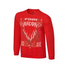 Finn Bálor Ugly Holiday Sweatshirt