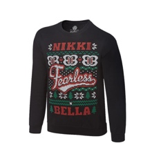 Nikki Bella Ugly Holiday Sweatshirt