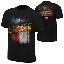NXT: Texas Tour 2015 Youth T-Shirt