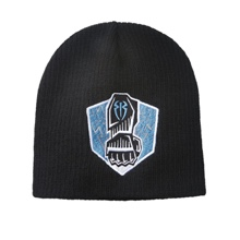 "Roman Reigns ""Hit Hard Hit Often"" Knit Beanie Hat"