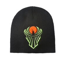 """New Day """"Power Of Positivity"""" Knit Beanie Hat"""