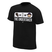 "The Undertaker ""Emoticon"" T-shirt"