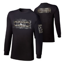 "Dean Ambrose ""Ambrose Asylum"" Youth Long Sleeve T-Shirt"