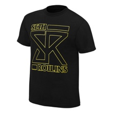 "Seth Rollins ""The Architect"" Authentic T-Shirt"