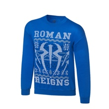 Roman Reigns Ugly Holiday Sweatshirt