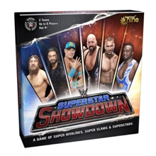 WWE Superstar Showdown Boardgame