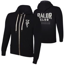 "Finn Bálor ""Bálor Club"" Unisex Lightweight Full-Zip Hoodie Sweatshirt"