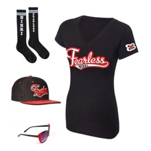 "Nikki Bella ""Fearless Nikki"" Women's T-Shirt Package"