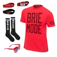 "Brie Bella ""Brie Mode"" Youth T-Shirt Package"