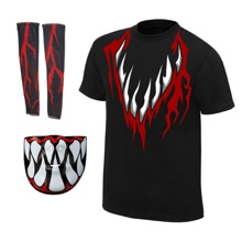 "Finn Bálor ""Catch Your Breath"" T-Shirt Package"