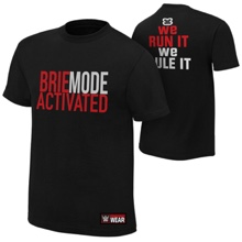 "Brie Bella ""Brie Mode Activated"" Youth Authentic T-Shirt"
