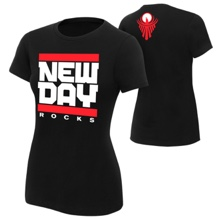 "The New Day ""New Day Rocks"" Women's Authentic T-Shirt"