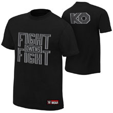 "Kevin Owens ""The Prizefighter"" Youth Authentic T-Shirt"