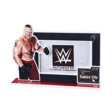 "Brock Lesnar ""Suplex City"" Picture Frame"