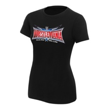 WrestleMania 32 Logo Women's T-Shirt
