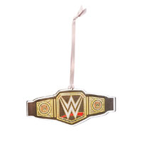 WWE World Heavyweight Championship Ornament