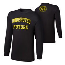 "Seth Rollins ""Undisputed Future"" Long Sleeve T-Shirt"