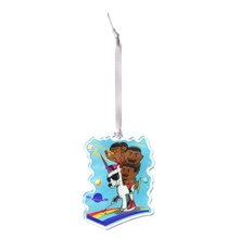 "The New Day ""Feel The Power"" Ornament"