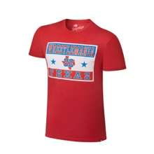 "WrestleMania 32 ""Texas"" Red T-Shirt"