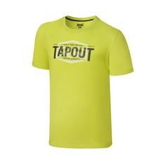 "Tapout ""Motivated"" Lime Green T-Shirt"