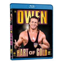 Owen: Hart of Gold Blu-ray