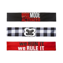 "Brie Bella ""Brie Mode Activated"" 3-Piece Headband Set"