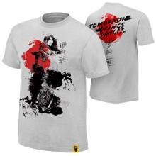 "Asuka ""Tomorrow Brings Danger"" Authentic T-Shirt"