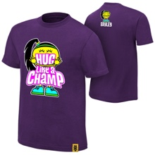 "Bayley ""Hug Like A Champ"" Authentic T-Shirt"