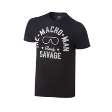 "Randy Savage ""The Macho Man"" Vintage T-Shirt"
