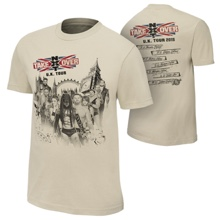 NXT UK Tour 2015 Youth T-Shirt