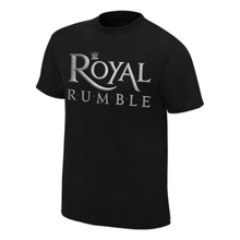 WWE Royal Rumble 2016 Logo T-Shirt
