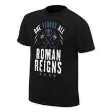"Roman Reigns ""One Versus All"" Vintage T-Shirt"